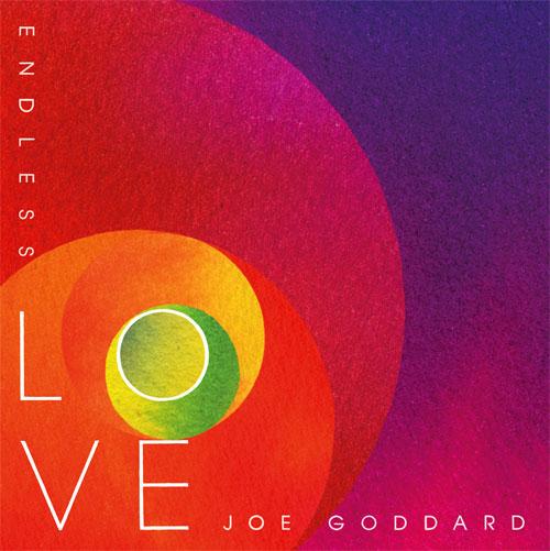 """Joe Goddard/ENDLESS LOVE 12"""""""