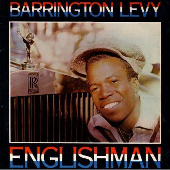 Barrington Levy/ENGLISH MAN LP
