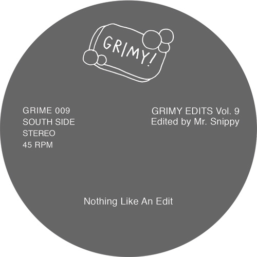 Various/GRIMY EDITS VOL. 9  12""