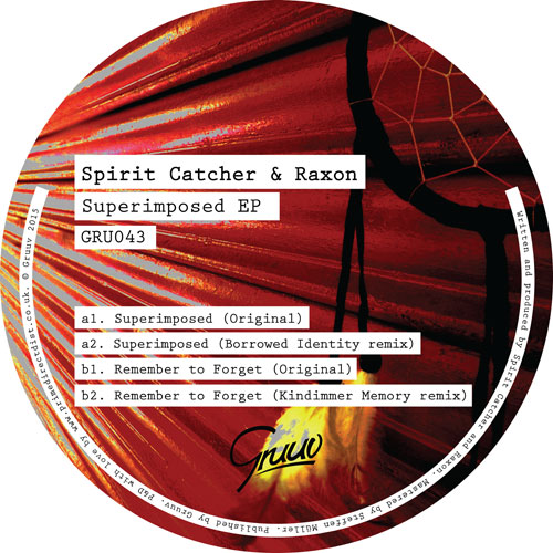 Spirit Catcher/SUPERIMPOSED EP 12""