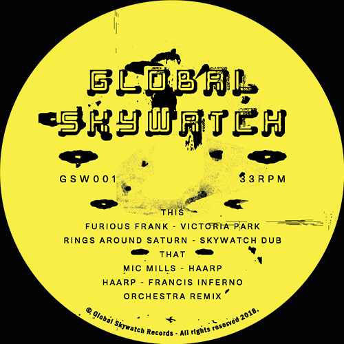 Various/GLOBAL SKYWATCH: GSW001 12""