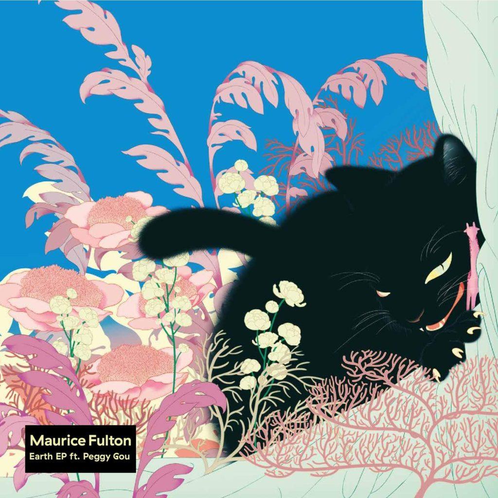 "Maurice Fulton/EARTH EP 12"""