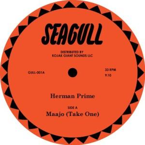 "Herman Prime/MAAJO 12"""