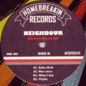 "Neighbour/STREET MEAT EP 12"""