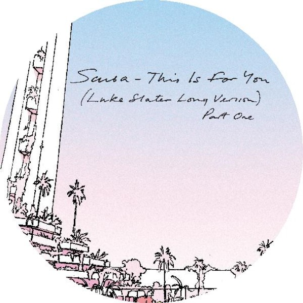 """Scuba/THIS IS FOR YOU (L SLATER RMX) 12"""""""