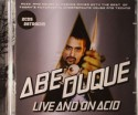 Abe Duque/LIVE AND ON ACID MIX DCD