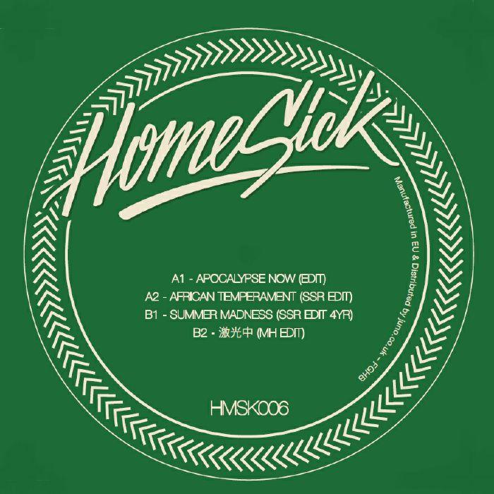 "Various/HOMESICK #6 12"""