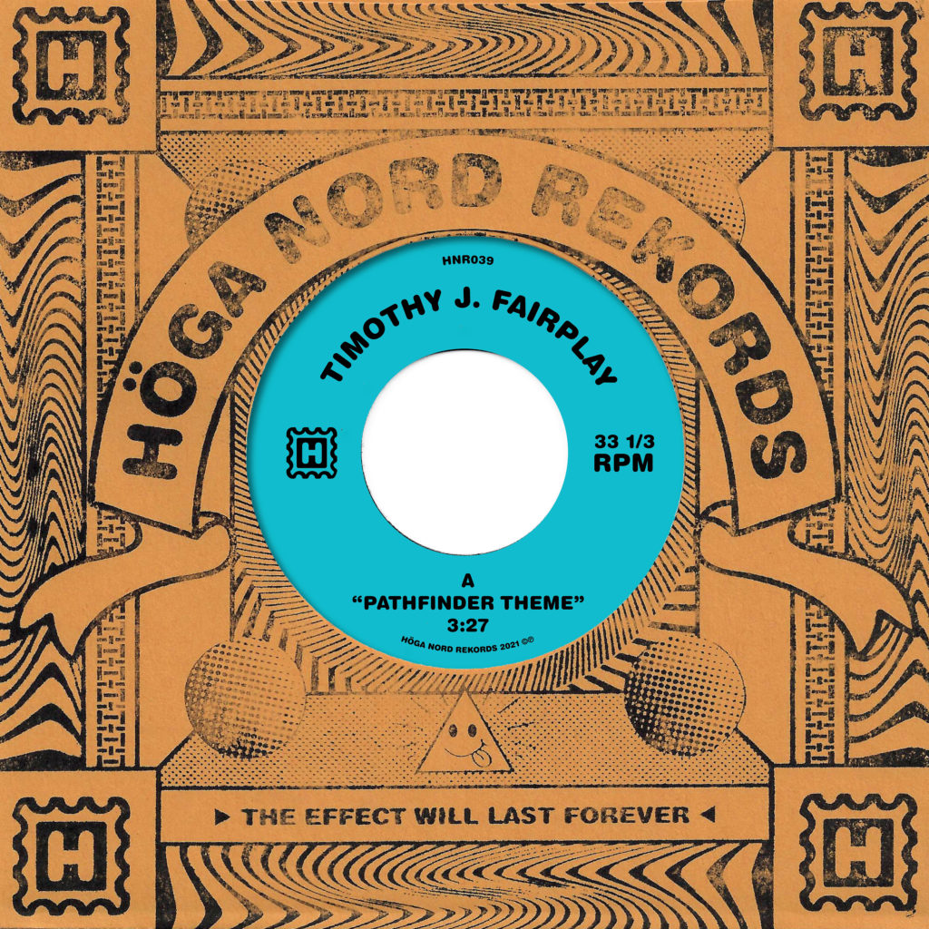 Timothy J. Fairplay/PATHFINDER THEME 7""