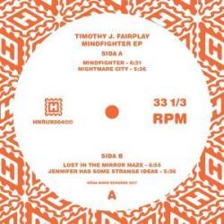 "Timothy J. Fairplay/MINDFIGHTER EP 12"""