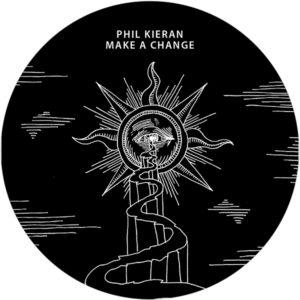 """Phil Kieran/MAKE A CHANGE-MATRIXXMAN 12"""""""