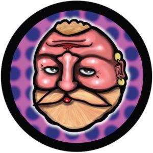 "Andrea Oliva/UPSIDE DOWN EP 12"""