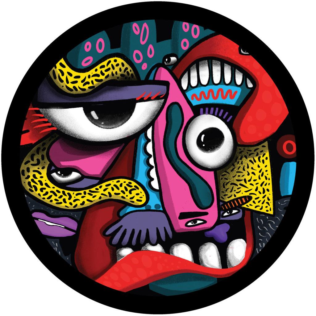 """James Solace & Jansons/PORTAL EP 12"""""""
