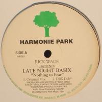 "Rick Wade/LATE NIGHT BASIX VOL.1 12"""