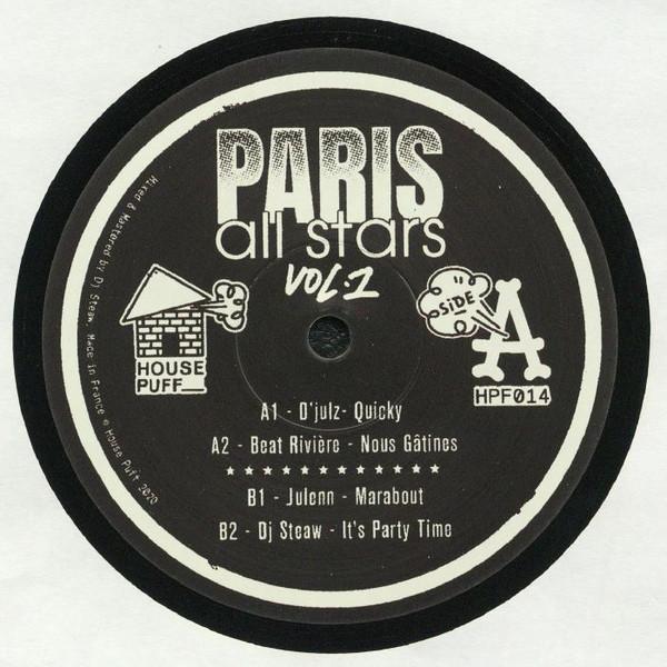 "Various/PARIS ALL STARS VOL. 1 12"""