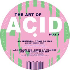 Various/THE ART OF ACID PART 2 12""