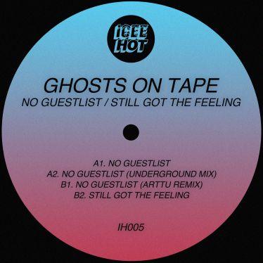 "Ghosts On Tape/NO GUESTLIST 12"""