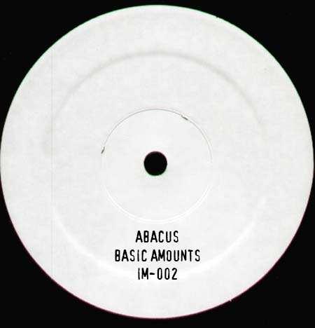 """Abacus/BASIC AMOUNTS 12"""""""