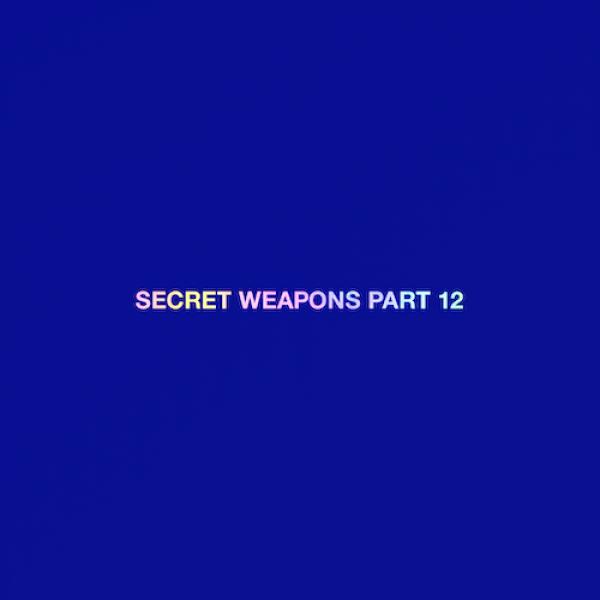 Various/SECRET WEAPONS PART 12 4LP