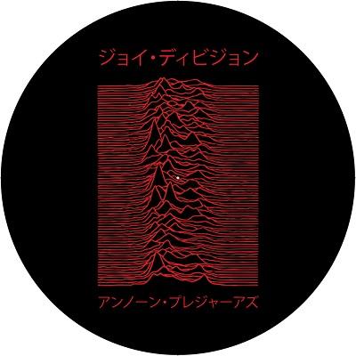 Joy Division/JAPANESE PLEASURES SLIPMAT