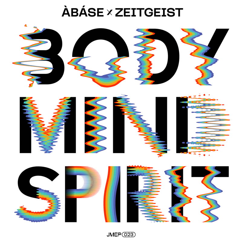Abase & Zeitgeist/BODY MIND SPIRIT 12""
