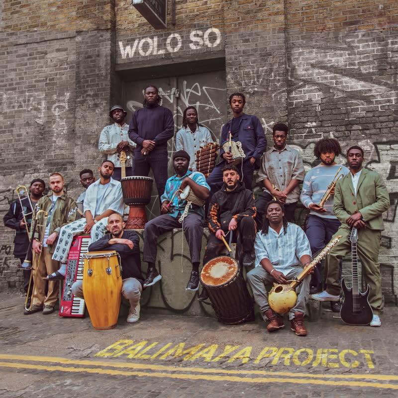 Balimaya Project/WOLO SO LP