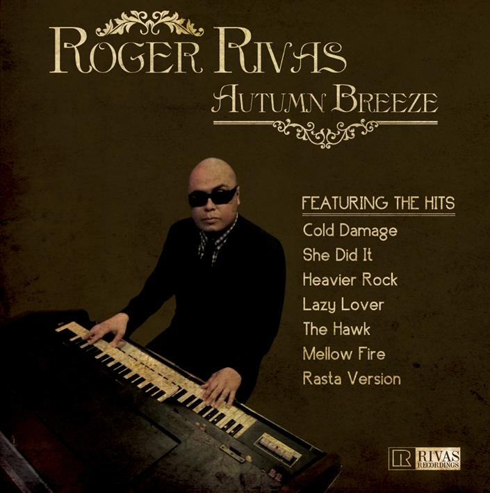 Roger Rivas(Aggrolites)/AUTUMN BREEZE LP