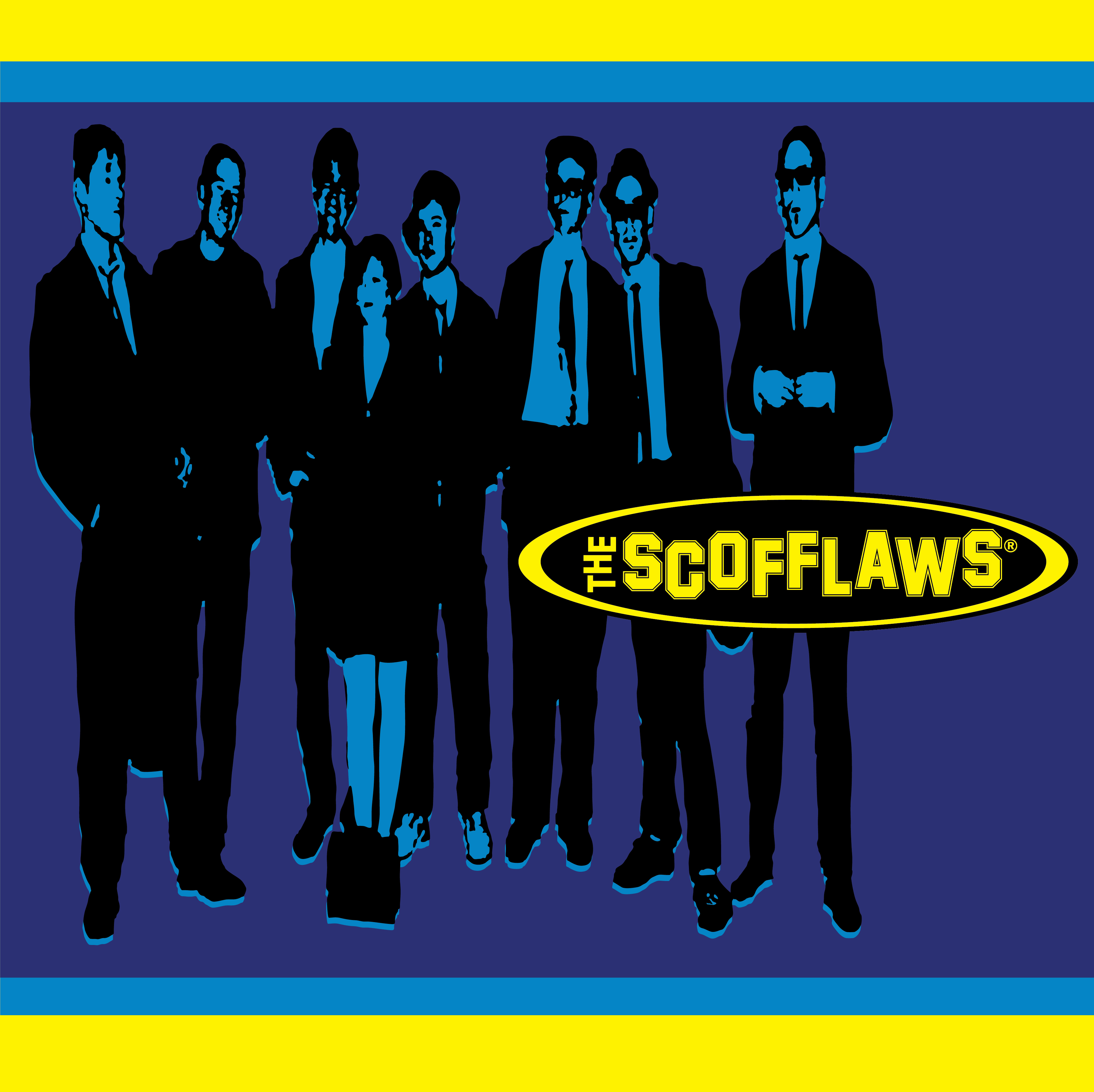 Scofflaws, The/THE SCOFFLAWS (DEBUT) LP
