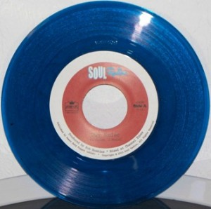 "Soul Radics/WALK YOUR OWN LINE (BLUE) 7"""