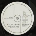 Fella Cutie/WATER NO GET ENEMY 7""