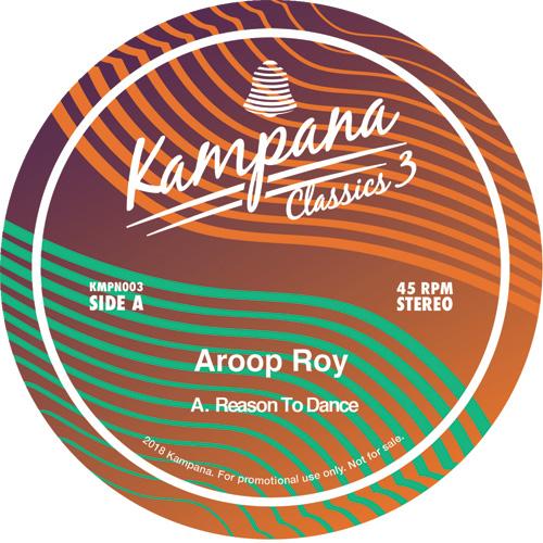 "Aroop Roy/REASON TO DANCE 12"""