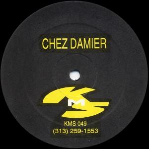 """Chez Damier/UNTITLED 12"""""""