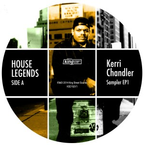 "Kerri Chandler/HOUSE LEGENDS EP # 1 12"""