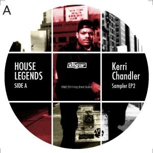 "Kerri Chandler/HOUSE LEGENDS EP # 2 12"""