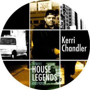 "Kerri Chandler/HOUSE LEGENDS EP # 3 12"""