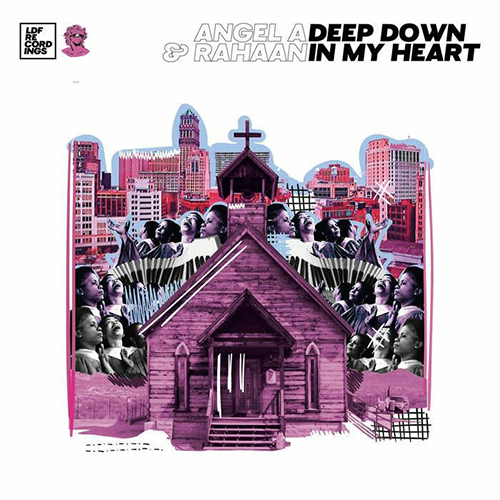 Angel A & Rahaan/DEEP DOWN IN MY... 12""