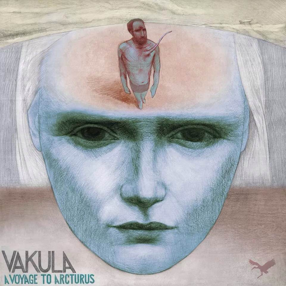 Vakula/A VOYAGE TO ARCTURUS CD
