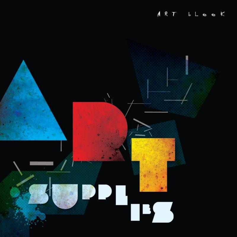 Art Bleek/ART SUPPLIES CD