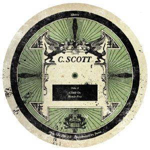 """C. Scott/THE PITTSBURGH DIARIES EP 12"""""""