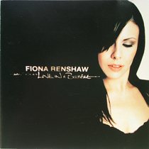 Fiona Renshaw/LOVE IN A BUBBLE CD
