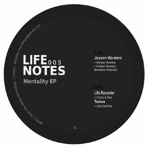 """Various/LIFE NOTES 003: MENTALITY EP 12"""""""