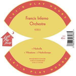 "Francis Inferno Orchestra/HEZBOLLA 12"""