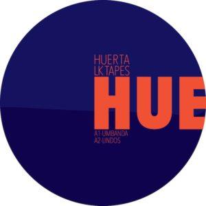 """Huerta/LK TAPES 12"""""""
