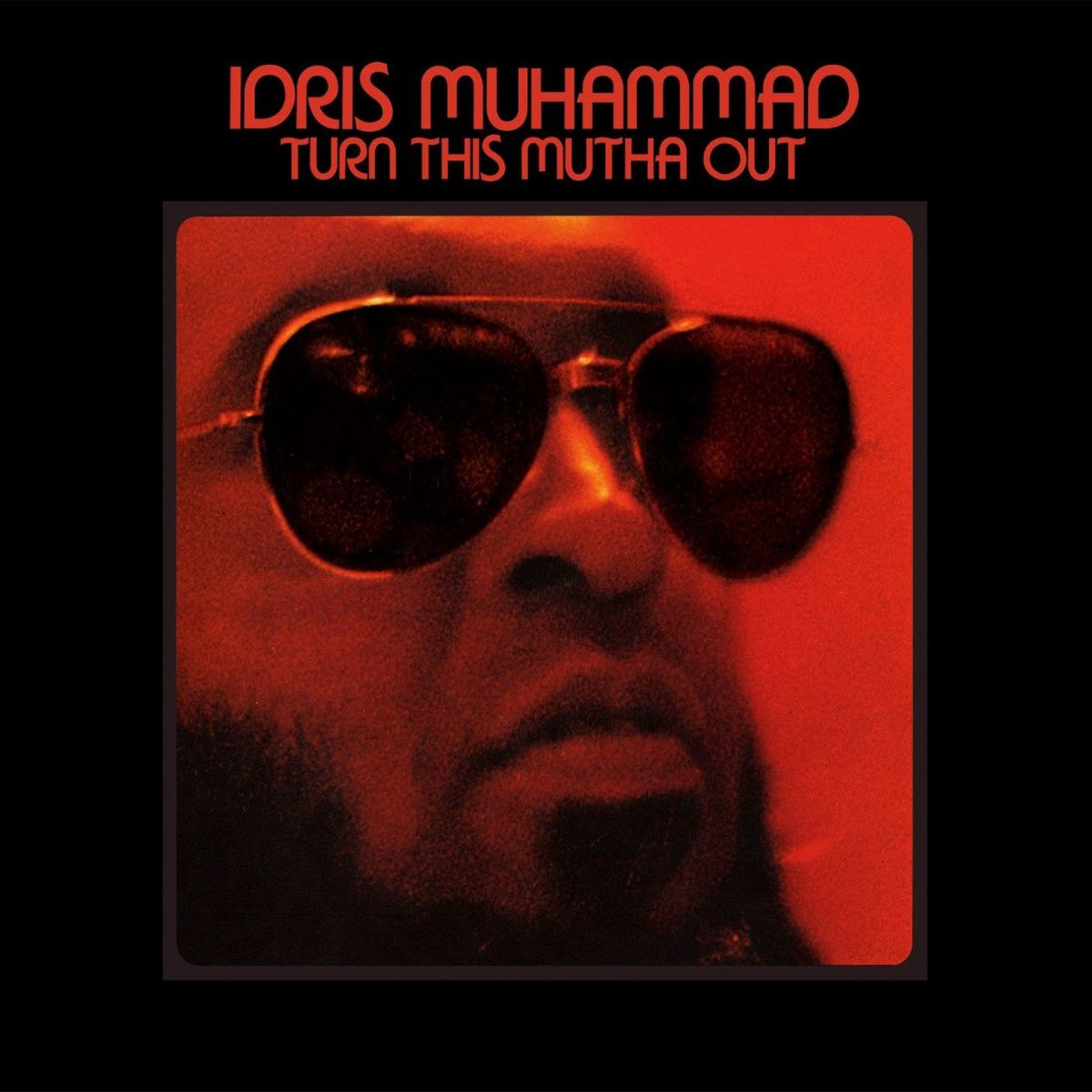 Idris Muhammad/TURN THIS MUTHA OUT LP