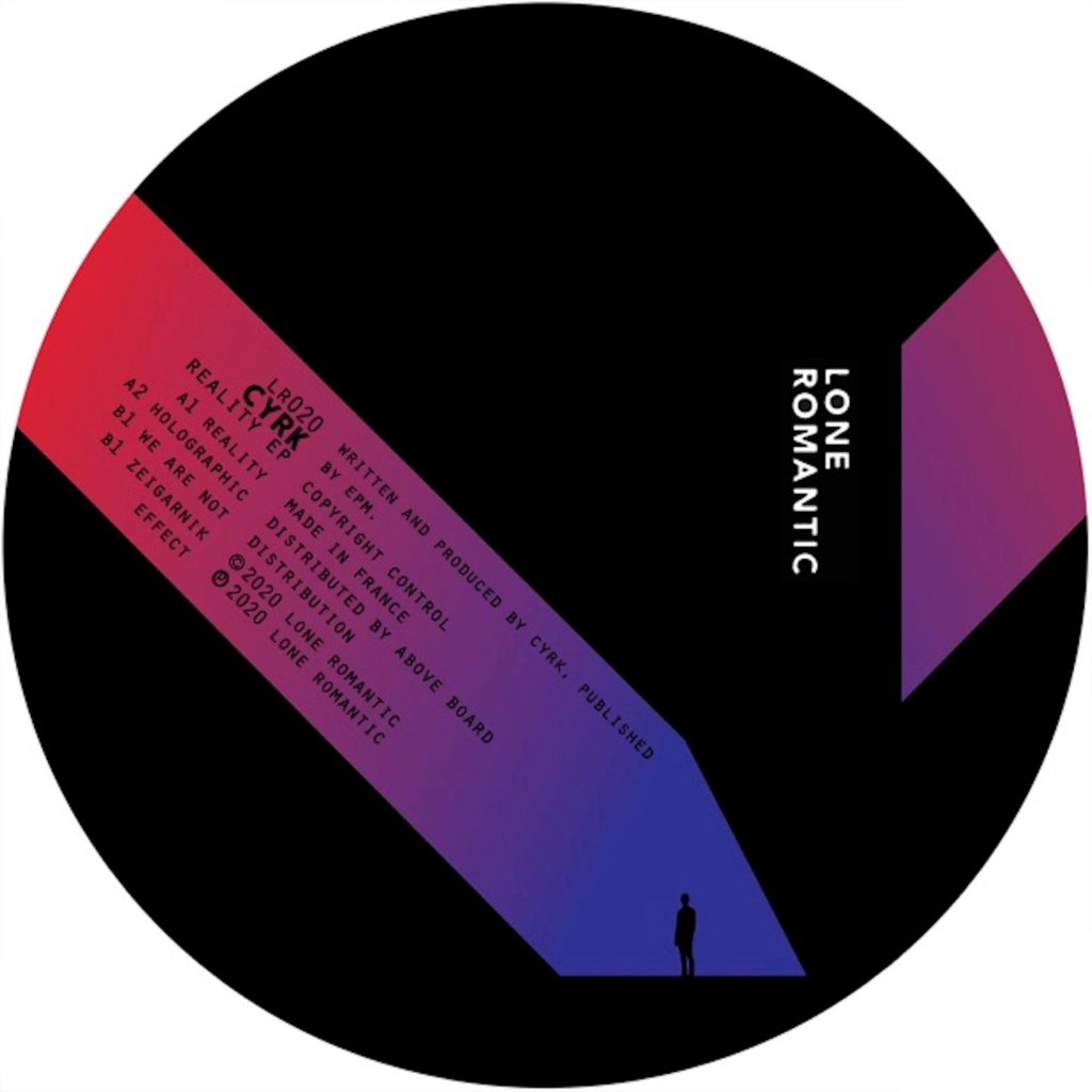 "CYRK/REALITY EP 12"""