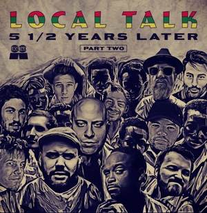 """Various/LOCAL TALK 5 YEARS LATER PT2 12"""""""
