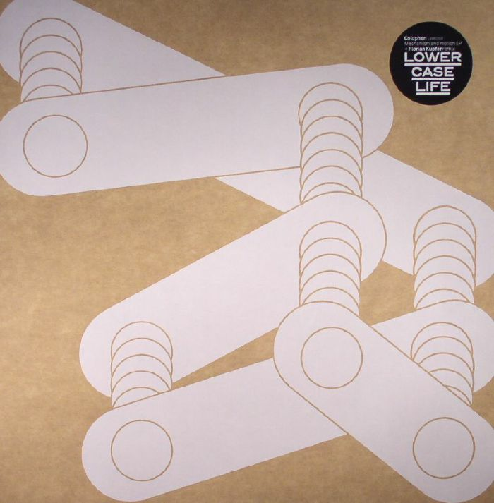 Colophon/MECHANISM & MOTION EP 12""