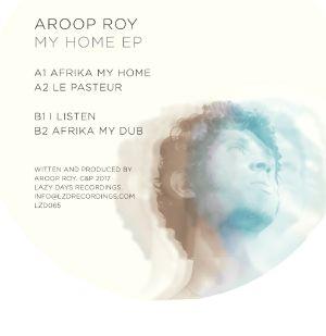 """Aroop Roy/MY HOME EP 12"""""""