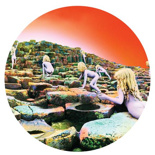 Led Zeppelin/HOUSE OF THE HOLY SLIPMAT