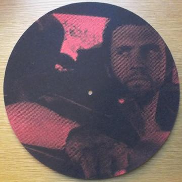 Mad Max/ROAD WARRIOR SLIPMAT