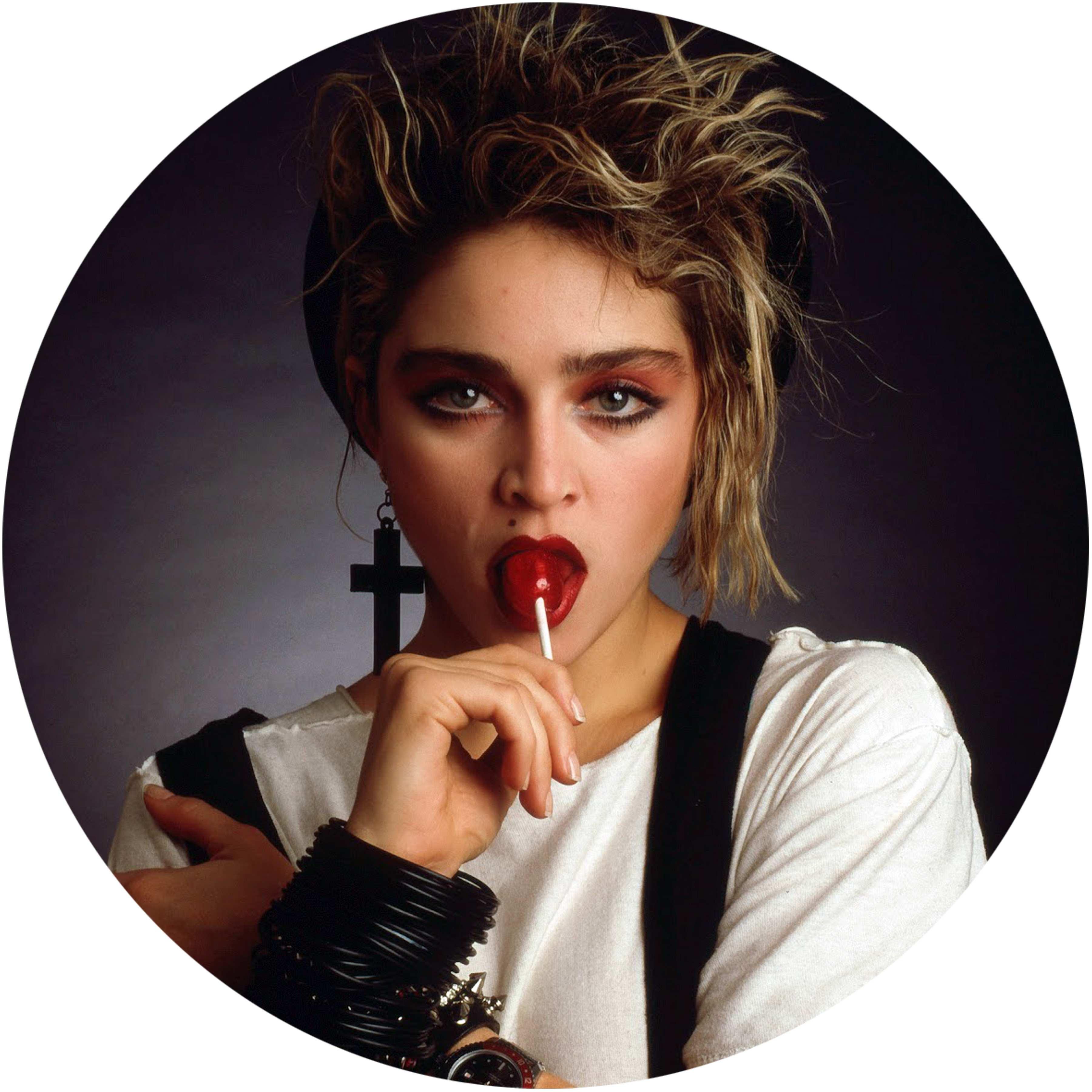 Madonna/1983 LOLLIPOP SLIPMAT